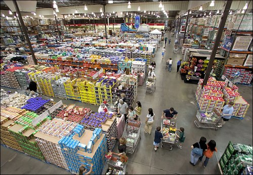 The Costco Experience