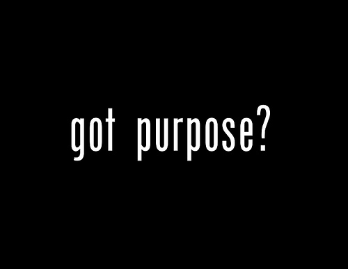 What's the purpose of business?