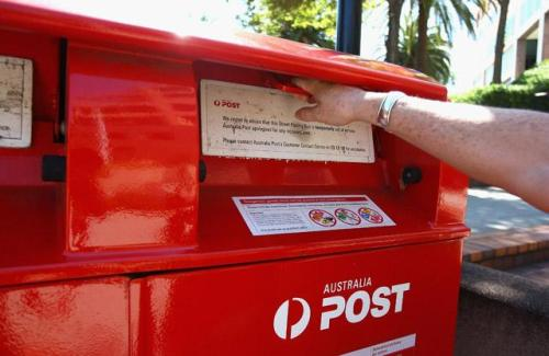 digital post box