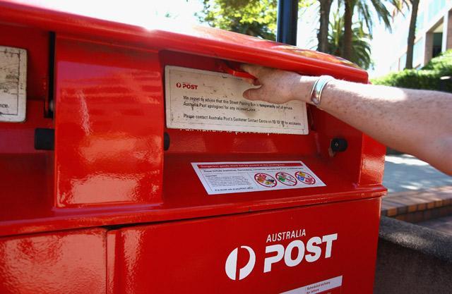 digital post box