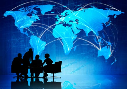 global competition requires peripheral vision