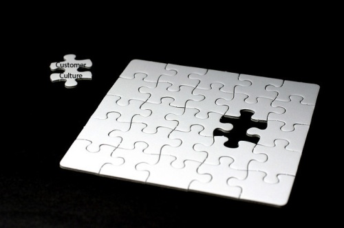 the missing piece - customer culture