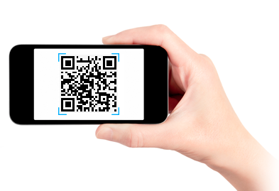 qr-code used for feedback
