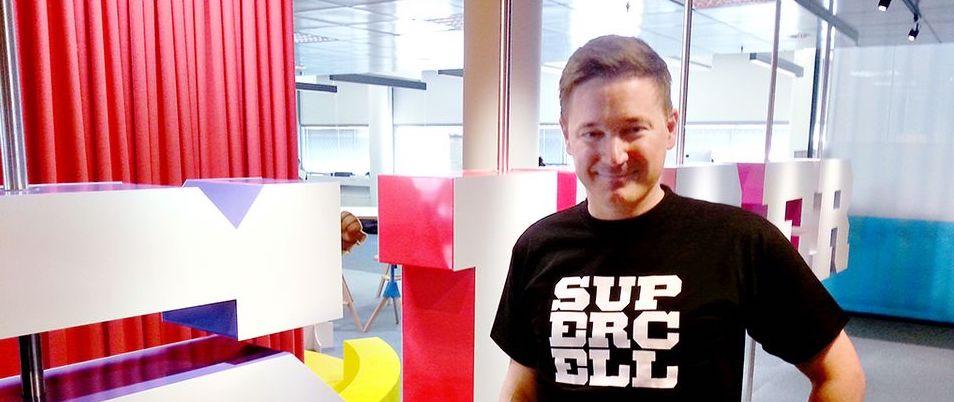 Ilkka Paananen Supercell