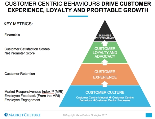 Customer Culture Pyramid 2017