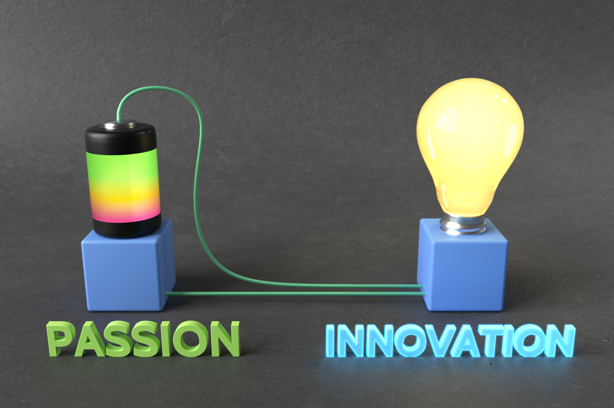 Passion Fuels Innovation